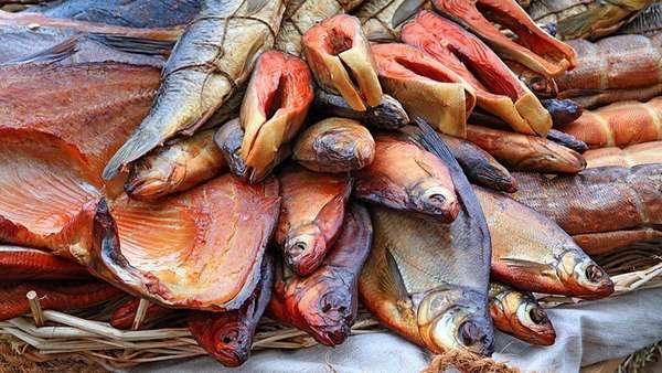 Хранение копченой рыбы в домашних условиях