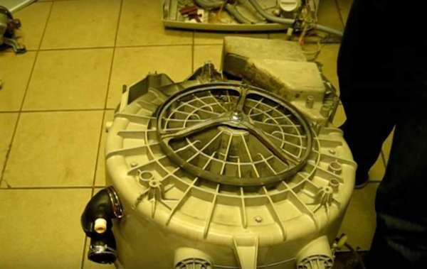 Ремонт стиральных машин Hansa своими руками