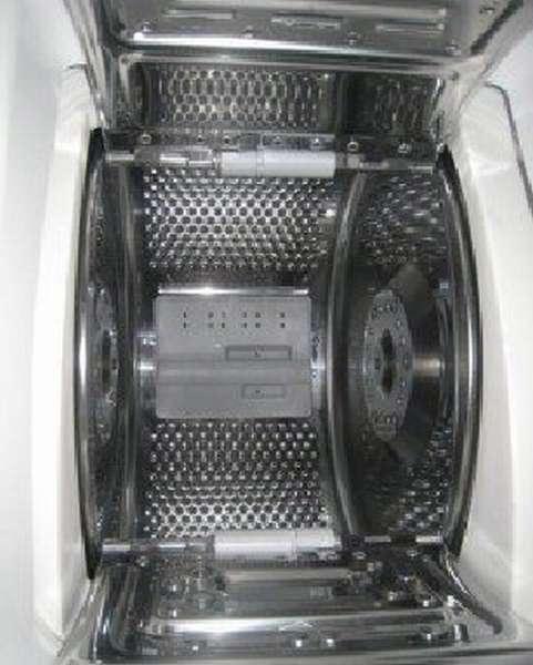 Чистка сливного отверстия стиральной машины Brandt