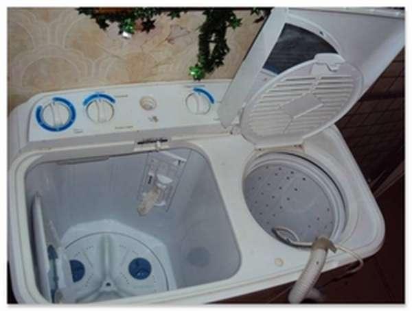 Купить стиральную машину полуавтомат