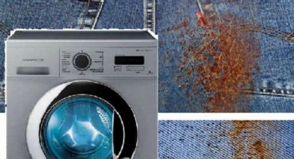 Почему стиральная машина пачкает вещи