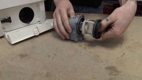 ремонт помпы