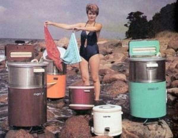 Обзор стиральных машин Рига