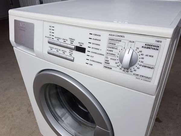 Особенности стиральных машин Lavamat