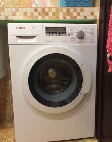 стиральная машина Bosch maxx 5