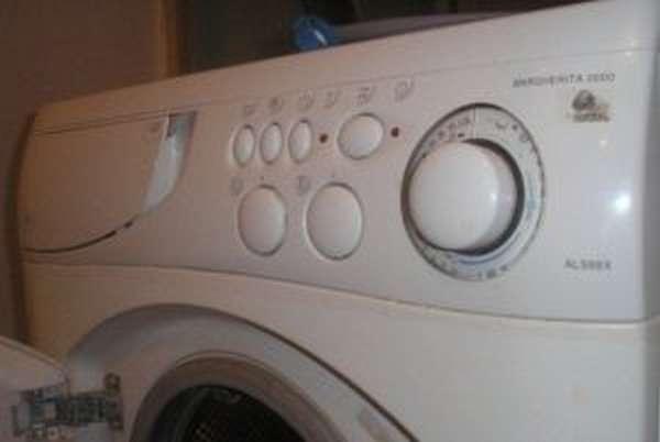 Ошибка F13 в стиральной машине Ariston