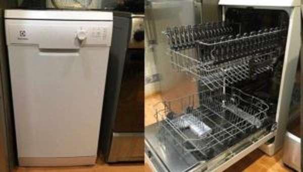Посудомоечные машины 45 см и 60 см - что лучше