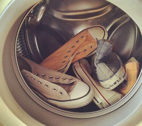 Какие кеды можно стирать