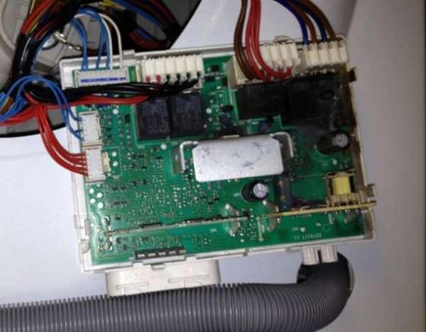 модуль управления стиральной машины Indesit