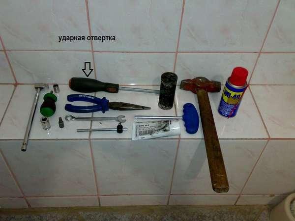 инструменты для разборки стиральной машины Аристон