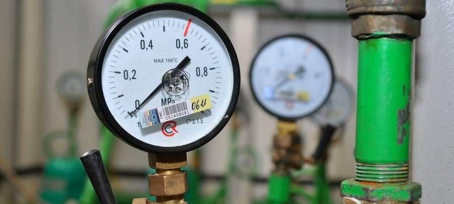 Отсутствие достаточного давления в водопроводной сети