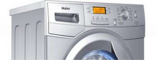 Коды ошибок стиральной машины Haier