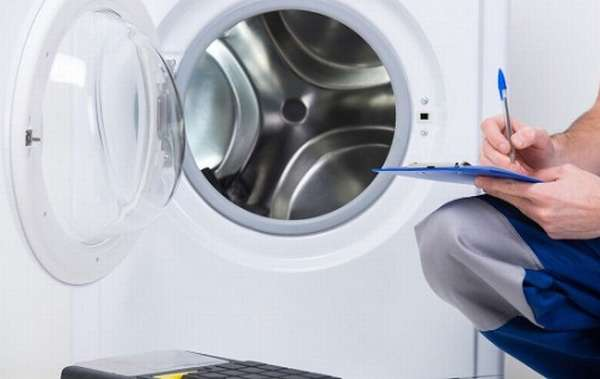 стук в стиральной машине при отжиме