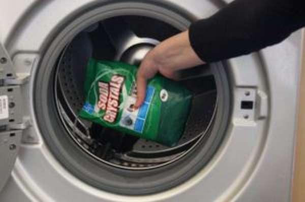 Как продезинфицировать стиральную машину