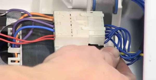 Замена щеток в стиральной машине Gorenje