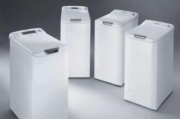 вертикальные стиральные машины