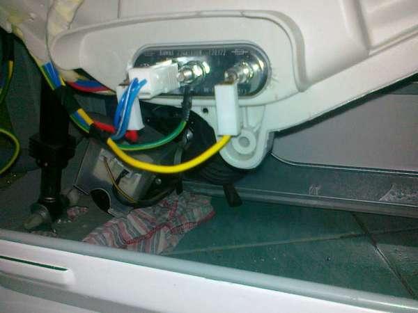 Проверка ТЭНа стиральной машины