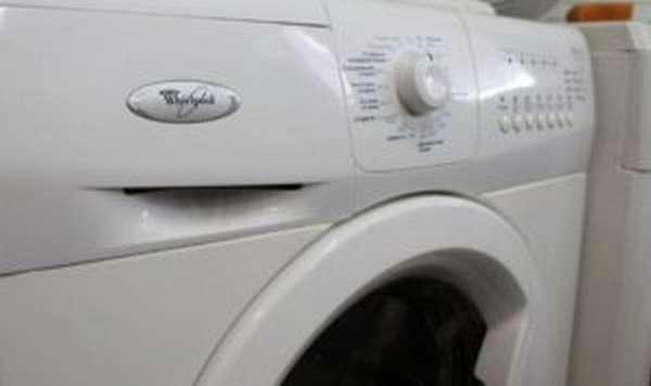 Стиральные машины Whirlpool