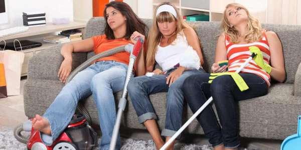 Проверенные способы, как заставить себя убраться в квартире