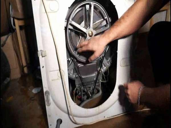 Замена ремня стиральной машины Samsung