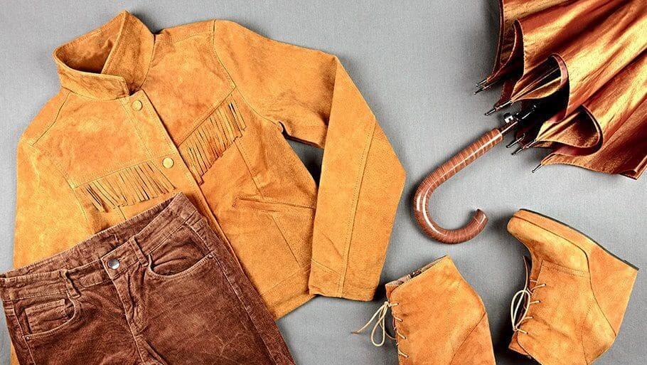 Как правильно стирать замшевую куртку в машинке