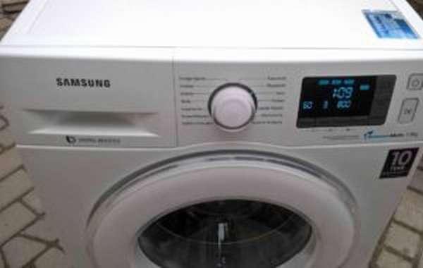 Ремонт стиральных машин Samsung своими руками
