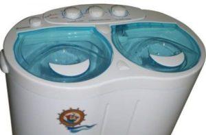 Обзор стиральных машин марки Ассоль
