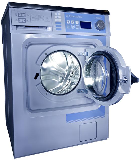 Подрессоренные стиральные машины