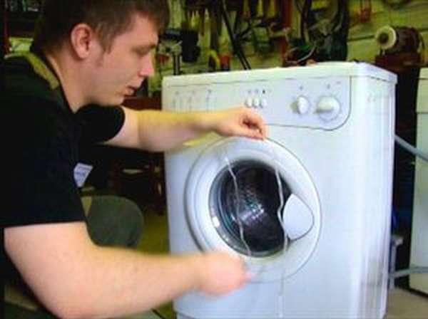Как открыть стиральную машинку когда она заблокированная