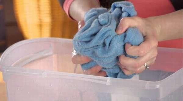 Как стирать флисовые вещи, чтобы не испортить
