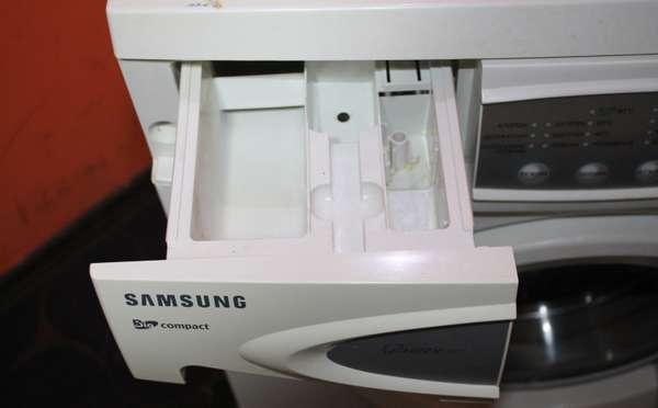 Samsung Bio Compact S821 порошкоприемник