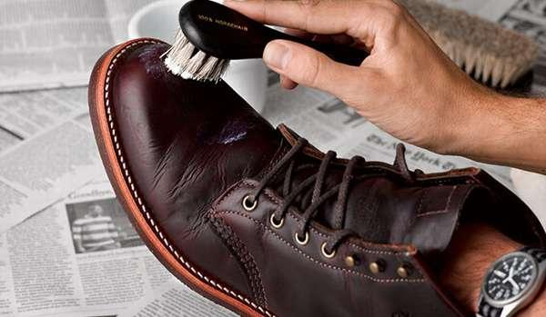 Уход за обувью зимой – залог долговечности изделия