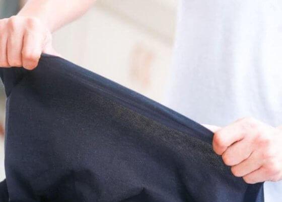 Как вывести пятно от утюга с вещей из синтетики