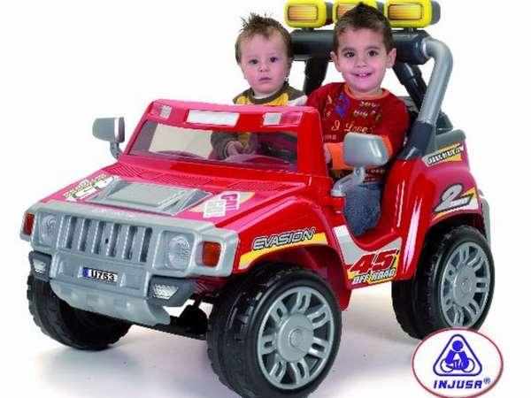 Модель машины для ребенка