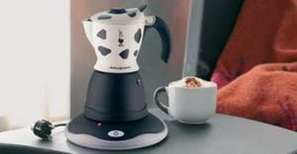 Гейзерная кофеварка для кофе