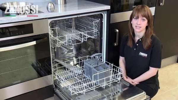 Коды ошибок посудомоечных машин Zanussi