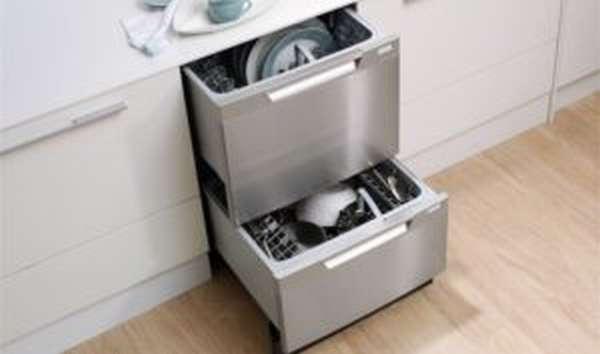 Выбор посудомоечной машины для маленькой кухни
