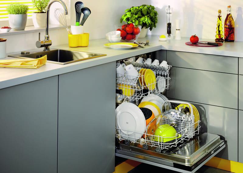 Уровень шума посудомоечной машины