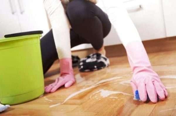Чем отмыть линолеум от грязи: как очистить, чем можно почистить старый грязный линолеум от въевшейся грязи, фото и видео