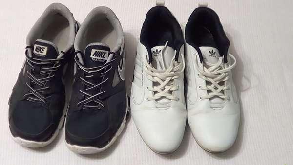 Самый эффективный способ убрать запах - купить новые кроссовки.