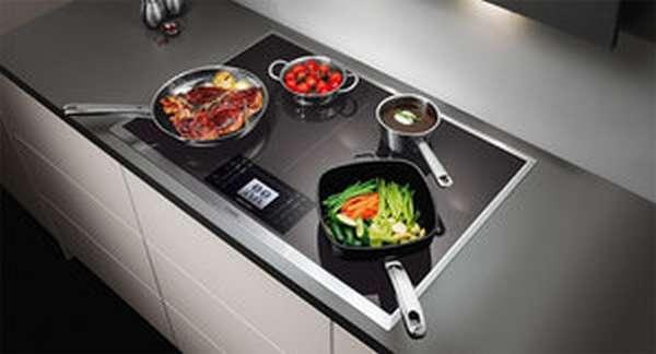 Модель индукционных плит