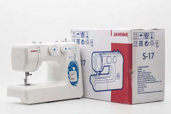 Описание швейной машины