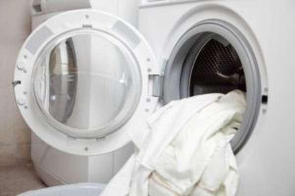 Как стирать рубашки в стиральной машине
