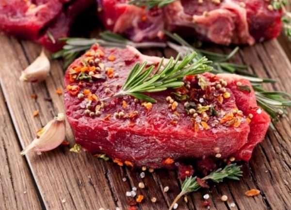 Мясо немного с запахом