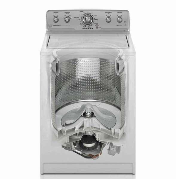 Устройство стиральной машины активаторного типа