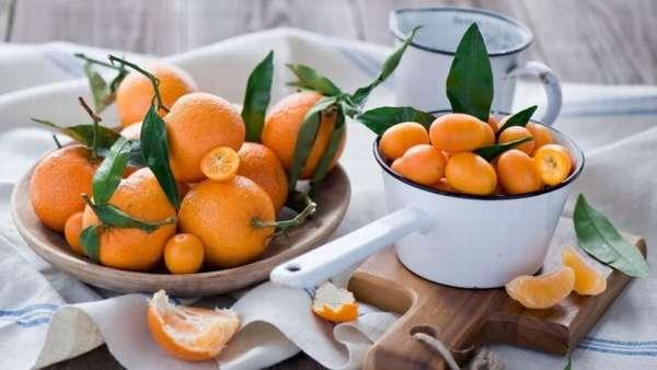 Эффективные способы выведения пятен от мандарина