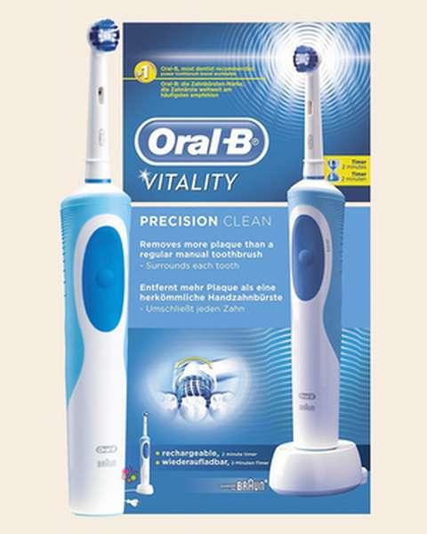 Щетка Oral-B Vitality Precision Clean
