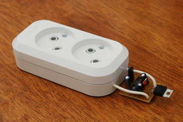 Внешнее устройство плавного пуска электроинструмента