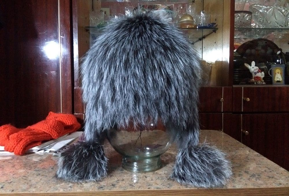 Как постирать шапку из чернобурки в домашних условиях