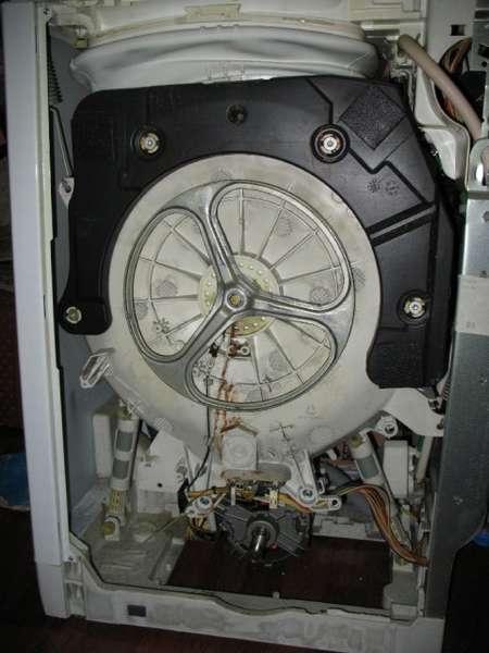 ремонт вертикальной стиральной машины своими руками